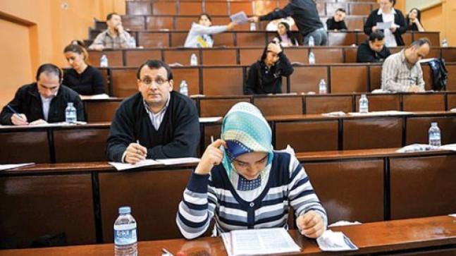 Öğretmen adaylarının  KPSS-ÖABT  başarısı düştü