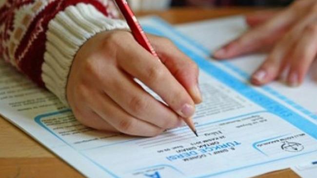 Mazeret sınavları hafta sonu yapılacak