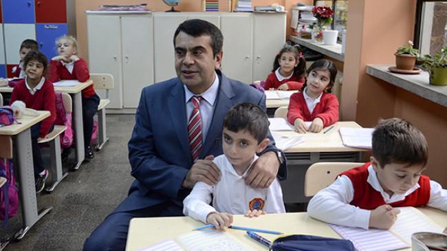 MEB'ten azınlık okullarına ziyaret