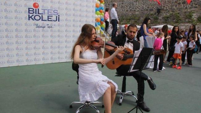 """Biltes'te """"Uluslararası Kültür Günü"""" etkinliği yapıldı"""