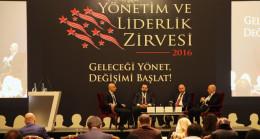 Yönetim ve Liderlik Zirvesi Geleceği Yönetenleri Ağırladı