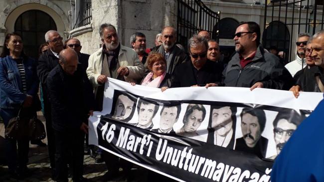 16 Mart katliamında ölenlere anma
