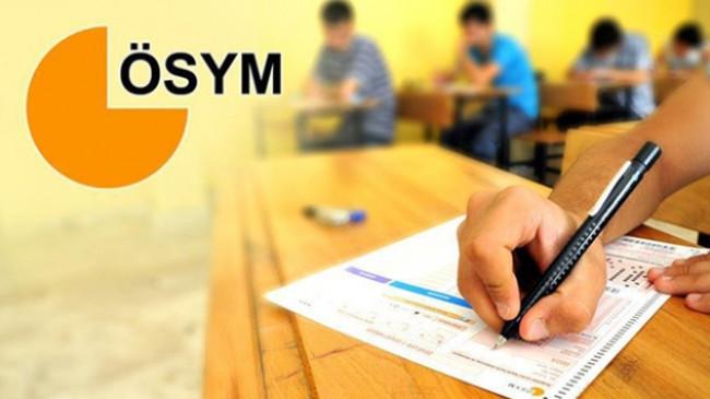 ÖSYM'nin sınav görevlisi ücretlerinde düzenleme