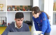 Mardin'in köyünden İspanya'da şampiyonluğa uzandılar