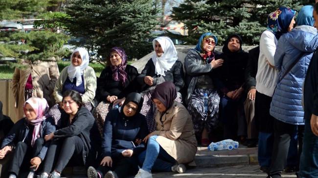 Osmangazi Üniversitesi'nde öldürülen 4 kişi için tören