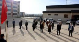 Gaziantep'te okullarda İstiklal Marşı okundu – Haberler