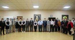 Lise öğrencileri yemek üretimi ile Türkiye birincisi konumunda