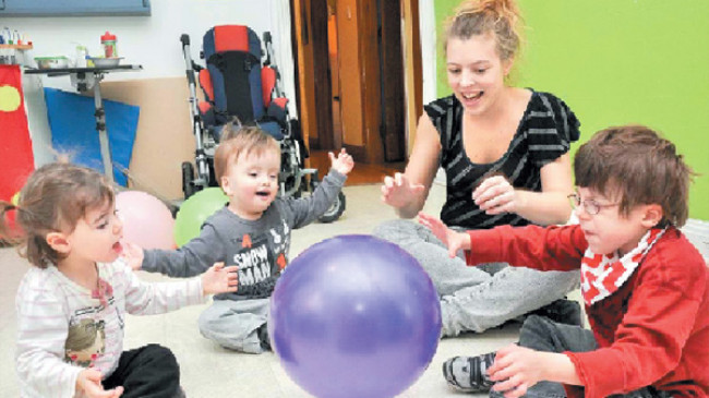 Engelli annelerine çarşıpazarkolaylığı