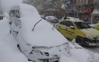 Kar yağışının etkili olduğu illerde okullara kar tatili