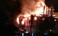 Yangın faciasında 2 kişi daha tutuklandı