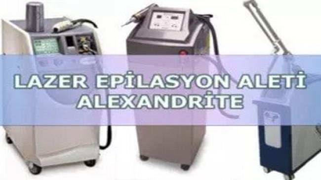 Alexandrite Lazer Cihazı