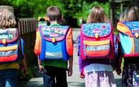 Ağır okul çantaları omurgayı bozuyor, skolyoz yapıyor