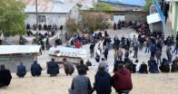 Depremde yaşamını yitiren TEOG birincisi Arda, Tunceli'de toprağa verildi